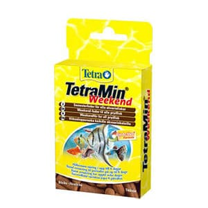 Tetraweekendfoder