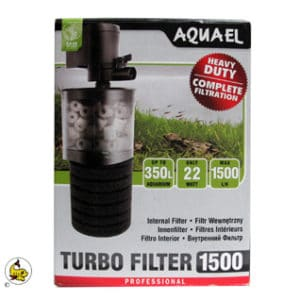 Aquael Turbo Innerfilter 1500