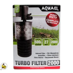 Aquael Turbo Innerfilter 2000