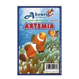 AT Frysfoder Artemia 100 g