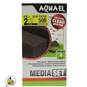Aquael Filtermedia ASAP 500