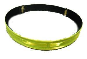 Alac Reflexhalsband 27.5 cm gult