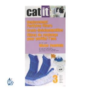Cat-It-Filter till fontän 3-p