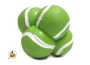 DM Gummitennisbollar
