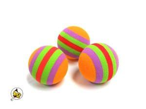 DM Randig boll 3-p