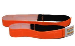 DM Reflexhalsband K orange 28 cm