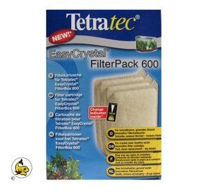 Tetratec EasyCrystal Filterplatta 600 3-p