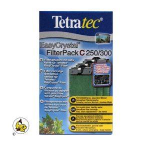 Tetratec EasyCrystal Kolfilterplatta 250/300 3-p