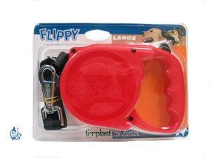 Flippy L rött