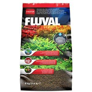 Fluval Plant/Räksubstrat 8 kg