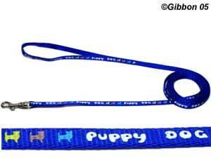 GB Valpkoppel Happy Dog blått