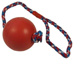 GB Gummiboll med rep