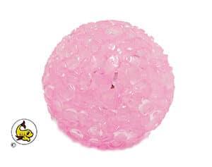 Trixie Glitterboll rosa