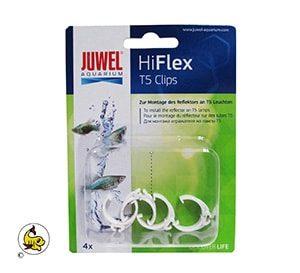 Juwel Hiflex-clips T 5 4-p