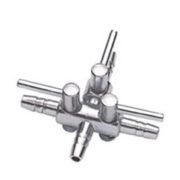 Hobby Luftventil 3-vägs metall PR 9
