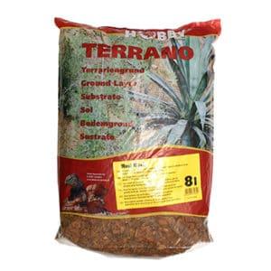 Hobby Terrano Red Bark 8 lit