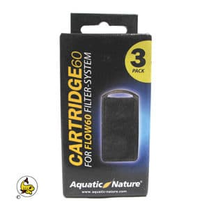 Aquatic Nature Flow 60 kolfilterpatron 3-p
