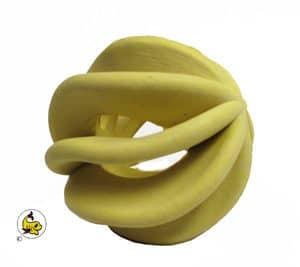 Lamellboll liten gul