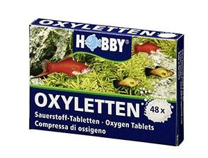 Hobby Oxyletten syretabletter