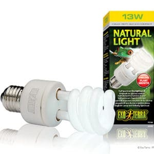 Exo-Terra Natural Light UVA-lampa 13 W 2.0