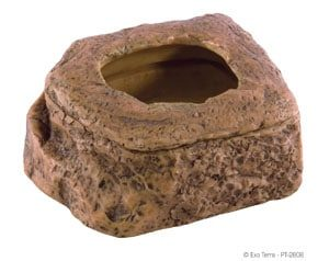 Exo-Terra Mjölmaskfoderskål S
