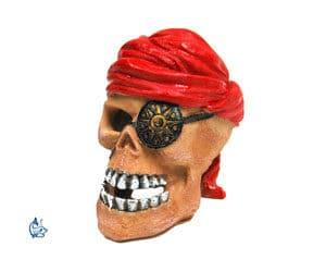 Piratskalle liten