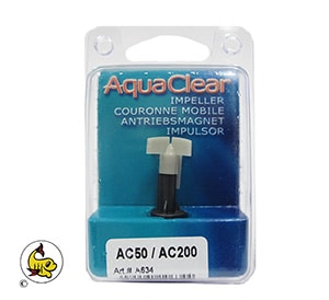 Aquaclear Pumphjul 50 Edge V 2
