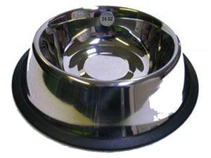 DM Rostfri skål 0,70 l