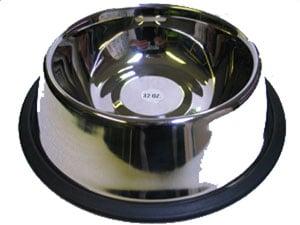 DM Rostfri skål 0,90 l