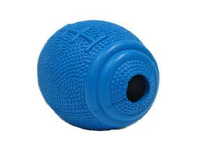 Snacksboll liten blå