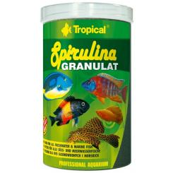 Tropical Spirulinagranulat 1000 ml