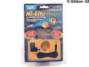 Hi-Lite Spotlight blå
