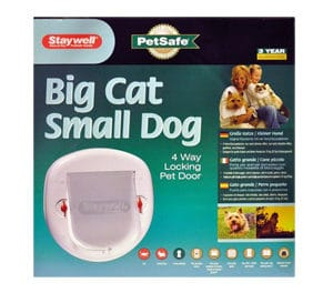 Staywell Big Cat Small Dog