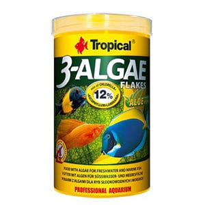 Tropical 3-Algae Flakes 1000 ml