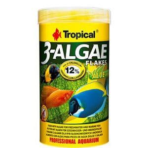 Tropical 3-Algae Flakes 250 ml