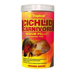 Tropical Cichlid Carnivore M 1000 ml