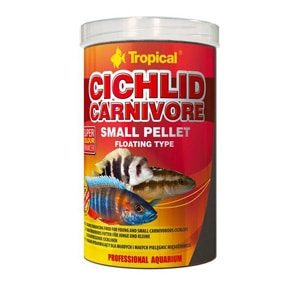 Tropical Cichlid Carnivore S 1000 ml