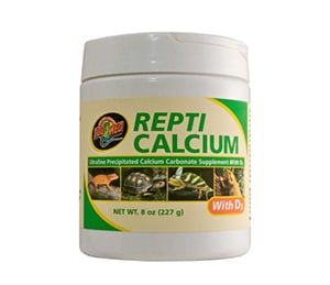 ZooMed Repti Calcium med D 3 227 g.