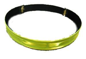 Alac Reflexhalsband 30 cm gult