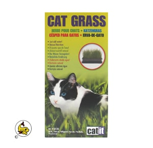 Cat-It Kattgräs 75 g
