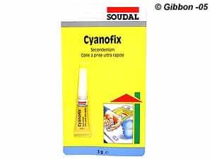 Soudal Cyanofix 3 g