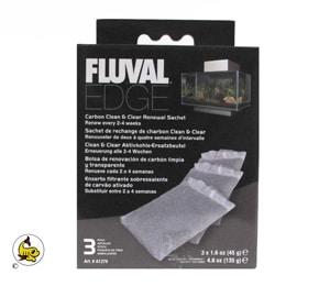 Fluval Edge Kolfilter 3-p