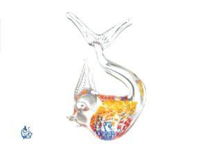 Glasfisk kristall (4)