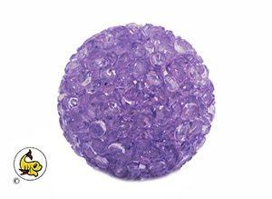 Trixie Glitterboll lila
