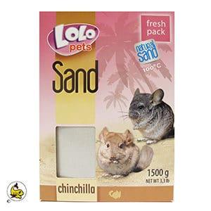 Lolo Chinchillasand 1.5 kg