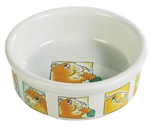 PF Keramikskål marsvin/morot 11.5 cm