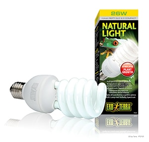 Exo-Terra Natural Light UVA-lampa 25 W 2.0