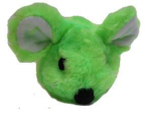 Cat-It Plyschmus grön