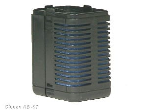 Seltz Filterbehållare AX 12