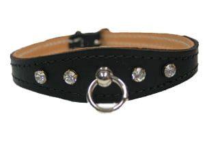 HC Slim-halsband S 38 cm